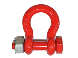 G8 Alloy Steel Shackles